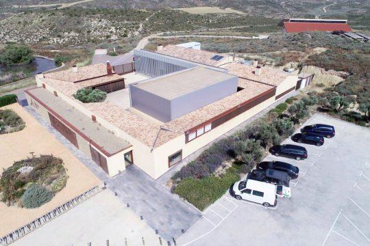 REAPERTURA CENTRO DE INFORMACIÓN Y ACOGIDA DE VISITANTES DE BARDENAS REALES