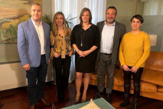 Presentación de los proyectos actuales y futuros de Bardenas Reales en Navarra Televisión