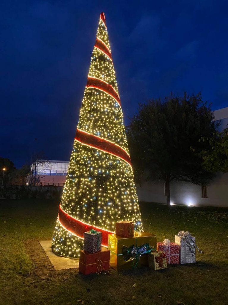 Feliz Navidad - Bardenas Reales