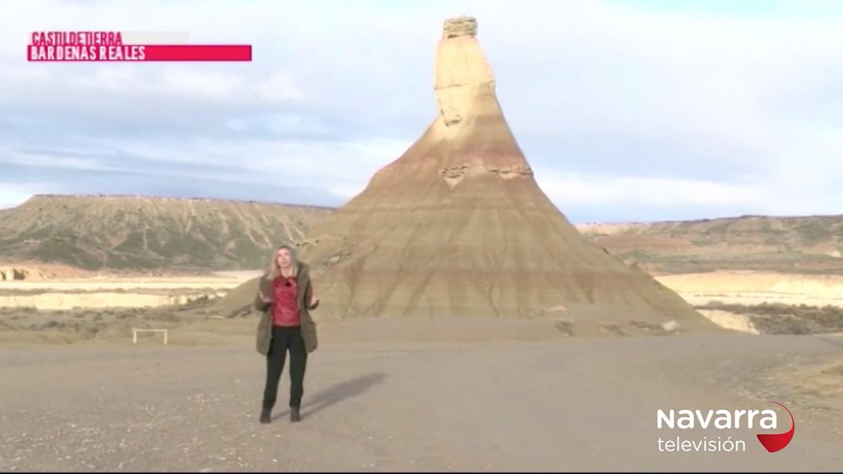 Programa especial La Muga Bardenas Reales - Navarra Television