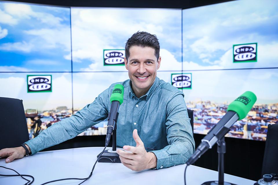 Jaime Cantizano se lleva este sábado su programa, 'Por fin no es lunes', a las Bardenas Reales (Navarra)