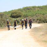 Charlas de seguridad y coordinación en incendios forestales