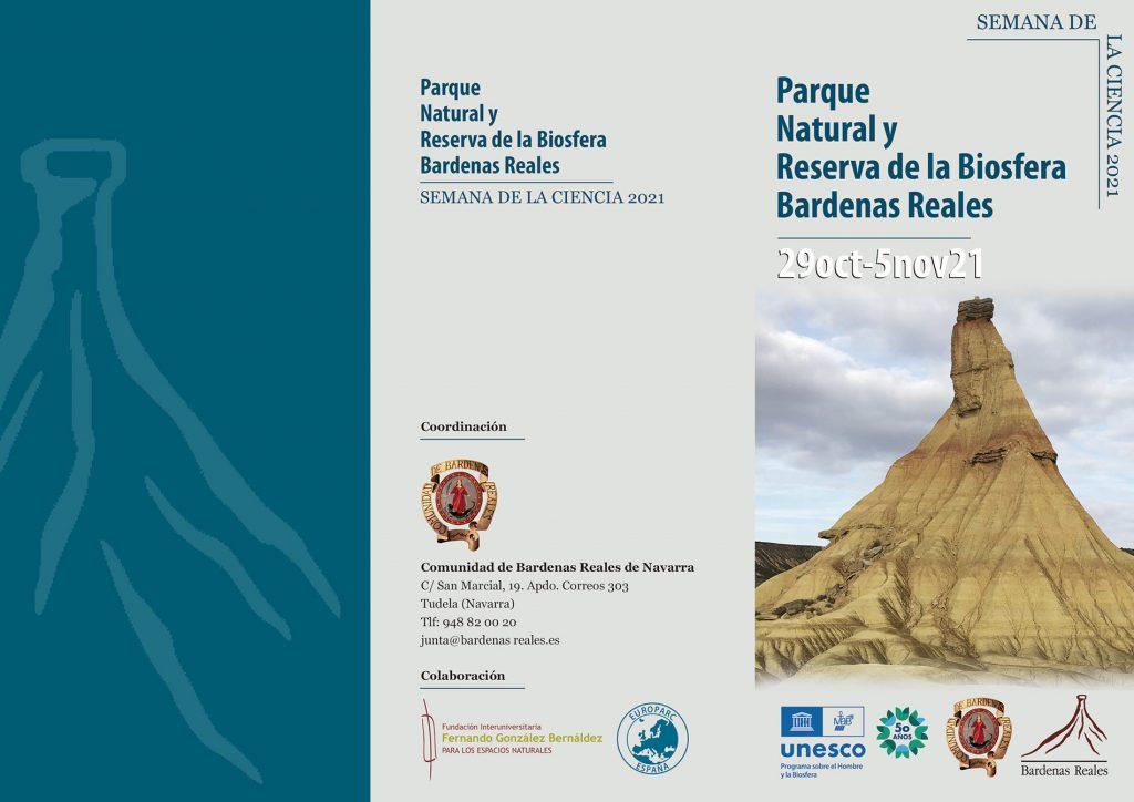 EUROPARC BARDENAS REALES TRIPTICO